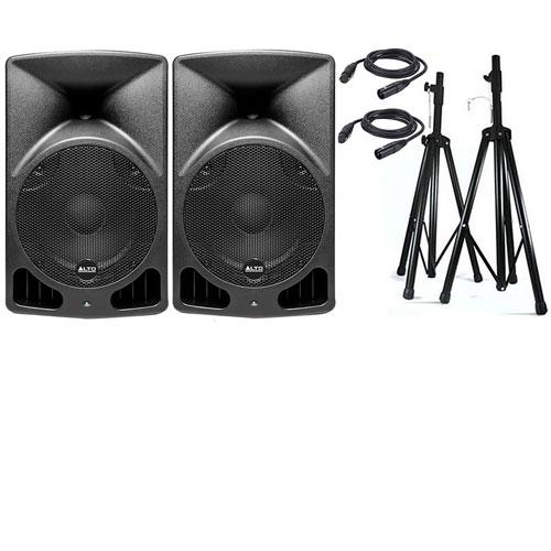 alto tx10 10inch truesonic 560w powered pa speaker pack hire rentacam sydney. Black Bedroom Furniture Sets. Home Design Ideas