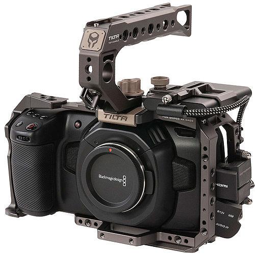 Blackmagic Design Pocket Cinema Camera 6k Ef Mount Rentacam