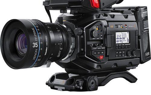 Blackmagic Design Ursa Mini Pro 4 6k G2 Camera Rentacam Sydney