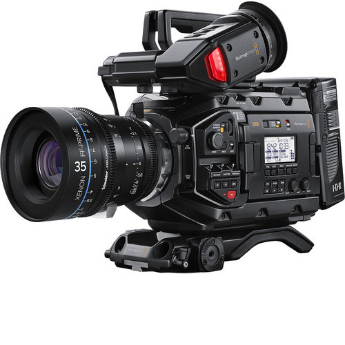 Blackmagic Design URSA Mini Pro 4.6K G2 Digital Cinema Camera hire - RENTaCAM Sydney
