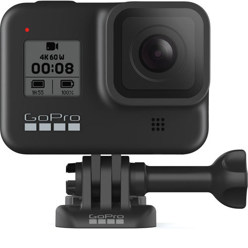 GoPro HERO8 Black camera hire - RENTaCAM Sydney