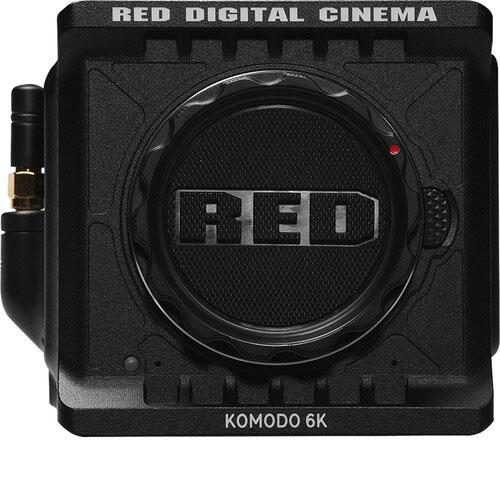 RED KOMODO 6K Digital Cinema Camera hire - Canon RF mount - RENTaCAM Sydney